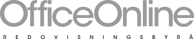 Office Online Redovisningsbyrå